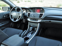 2014 Honda Accord Sport Sedan, interior