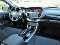 2014 Honda Accord Sport Sedan, interior, form_and_function