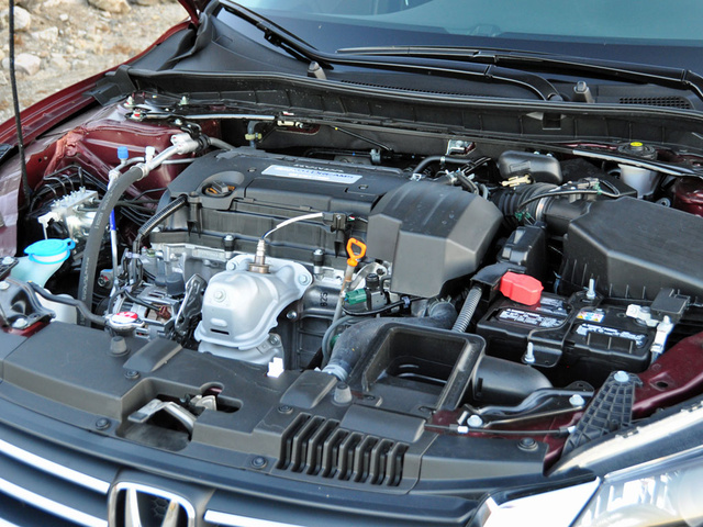 2014 Honda Accord 2.4-liter 4-cylinder engine, engine