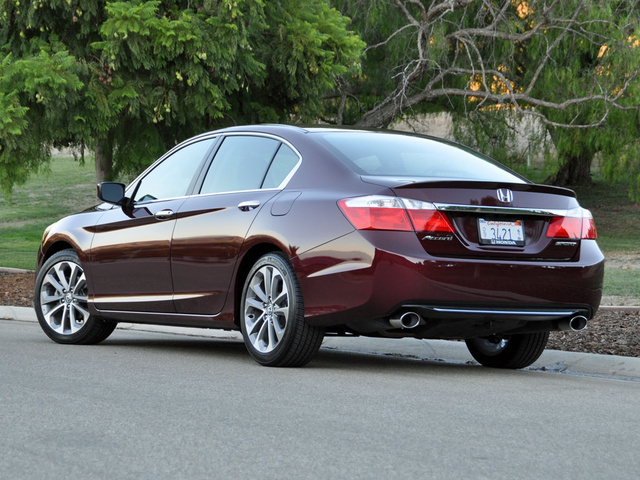 Look And Feel. 10/ 10. 2014 Honda Accord