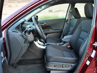 2014 Honda Accord Sport front seat, interior