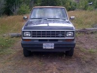 Picture of 1984 Ford Ranger XLT Standard Cab 4WD SB, exterior, gallery_worthy