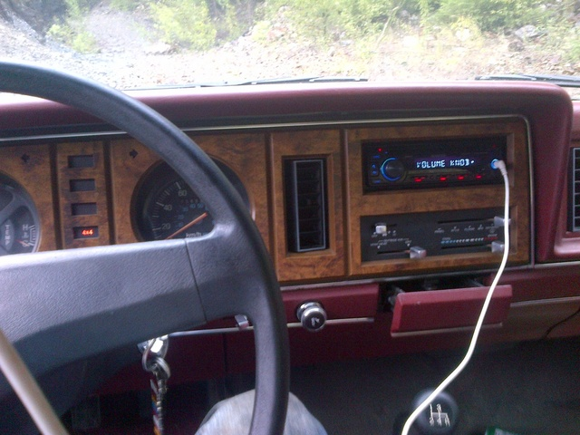 Picture of 1984 Ford Ranger XLT Standard Cab 4WD SB, interior, gallery_worthy