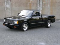 Picture of 1983 Chevrolet S-10 STD Standard Cab SB, exterior
