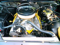 Picture of 1983 Chevrolet S-10 STD Standard Cab SB, engine