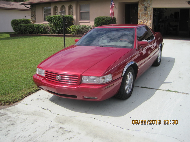Picture of 2001 Cadillac Eldorado ETC Coupe FWD, exterior, gallery_worthy