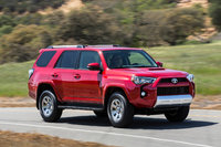 2014 Toyota 4Runner, Front-quarter view, exterior, manufacturer, gallery_worthy