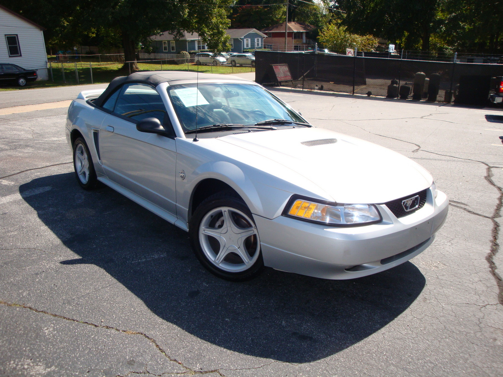 1999 ford mustang gt convertible trim overview. Black Bedroom Furniture Sets. Home Design Ideas