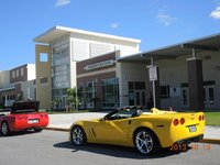 Picture of 2010 Chevrolet Corvette Grand Sport Convertible 4LT, exterior