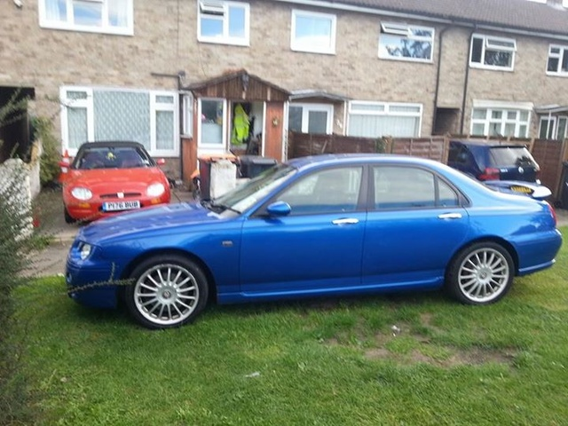 Picture of 2002 MG ZT
