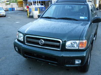 Picture of 2002 Nissan Pathfinder LE, exterior, gallery_worthy
