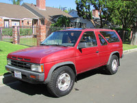 Picture of 1988 Nissan Pathfinder SE 4WD, exterior, gallery_worthy
