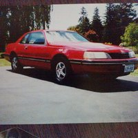 1999 Chevrolet Cavalier Z24 Coupe FWD, 1988 ford Thunderbird sweet ride she was 3.8 ltr, exterior, gallery_worthy