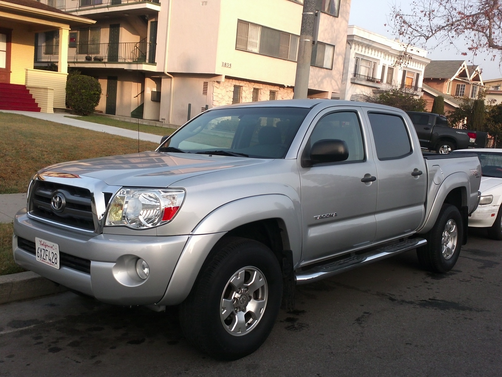 2005 toyota tacoma pictures cargurus. Black Bedroom Furniture Sets. Home Design Ideas