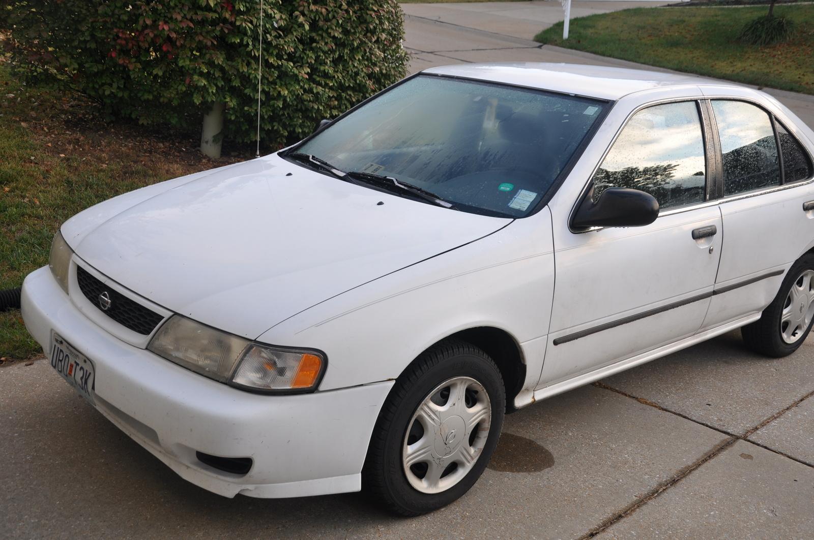 1998 Nissan Sentra Pictures Cargurus