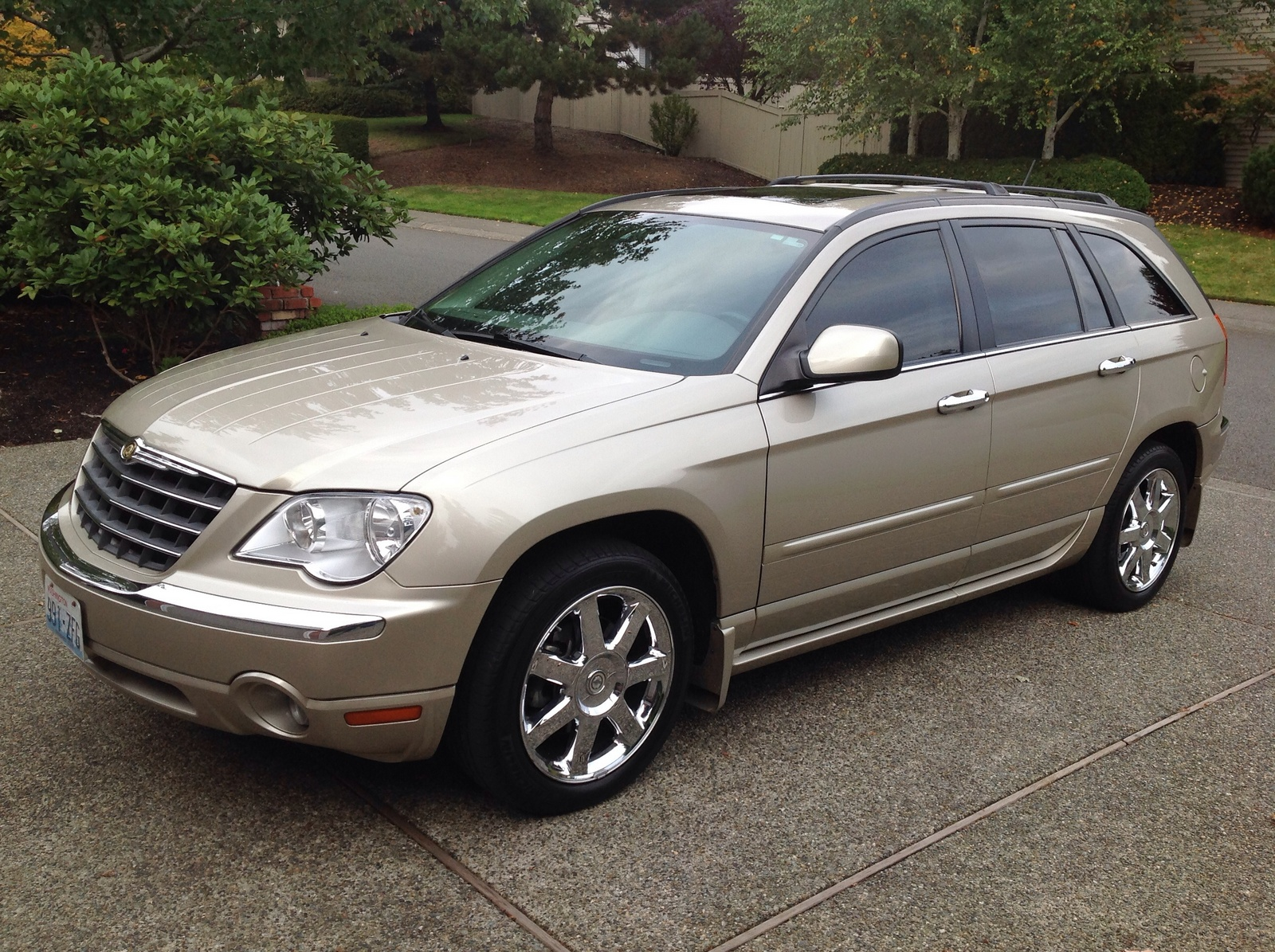 2007 Chrysler Pacifica - Pictures - CarGurus