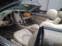 Picture of 2001 Jaguar XK-Series XK8 Convertible, interior