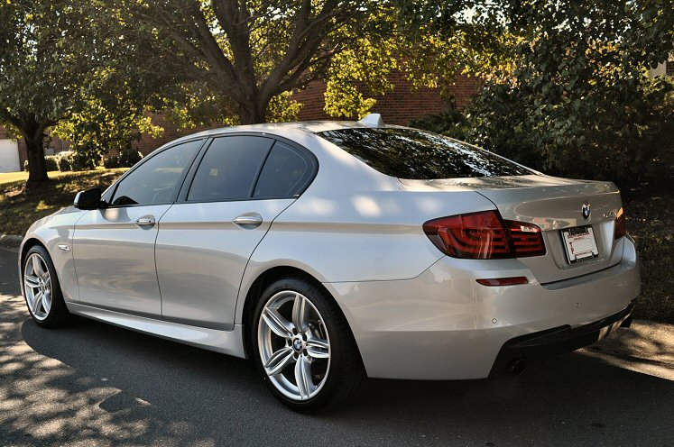 picture of 2013 bmw 5 series 535i exterior. Black Bedroom Furniture Sets. Home Design Ideas