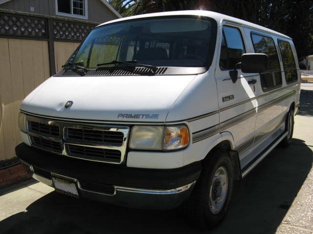 Picture of 1994 Dodge Ram Van 3 Dr B150 Cargo Van