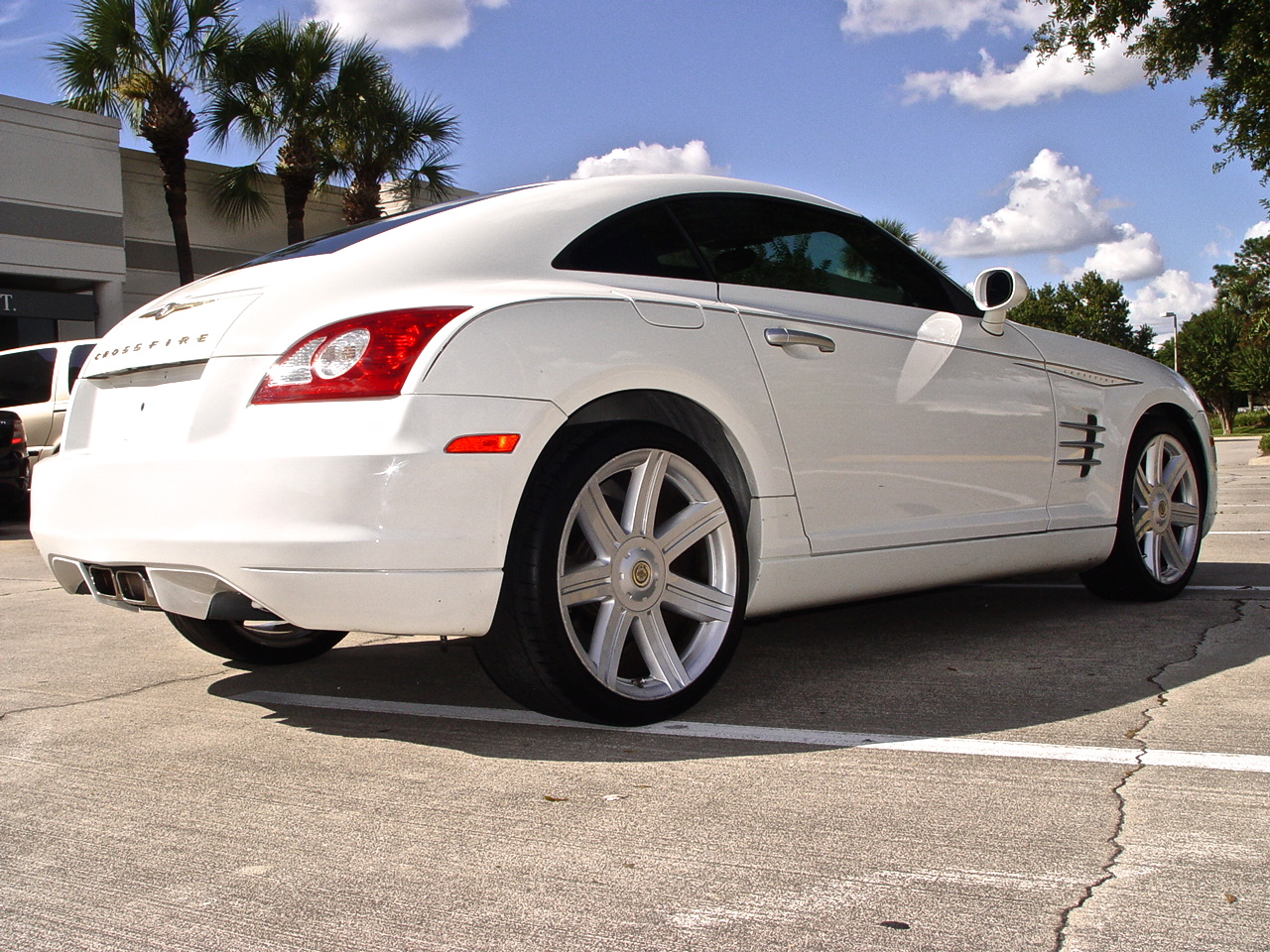 chrysler crossfire reviews research new used models caroldoey. Cars Review. Best American Auto & Cars Review