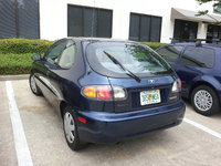 2002 Daewoo Lanos Picture Gallery