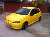 2002 FIAT Punto Picture Gallery