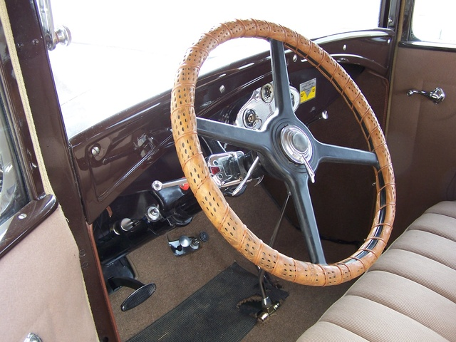 Picture of 1931 Ford Model A Coupe, interior, gallery_worthy