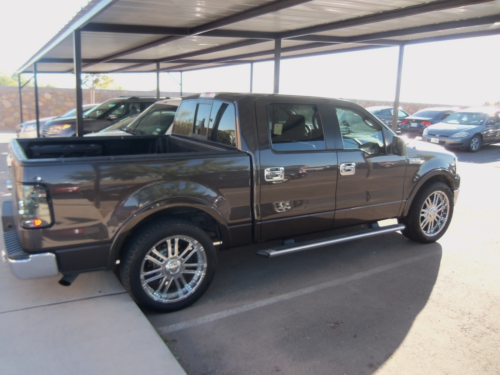 used 2013 ford f 150 king ranch for sale cargurus autos. Black Bedroom Furniture Sets. Home Design Ideas