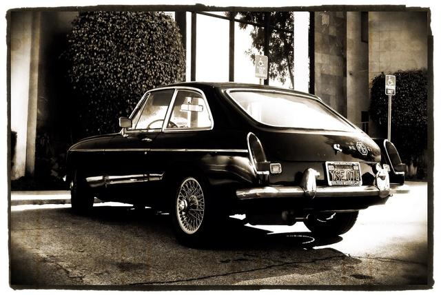 1968 MG MGB, 1968 MGB GT, exterior, gallery_worthy