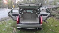 Picture of 2004 Cadillac SRX V6, interior, gallery_worthy