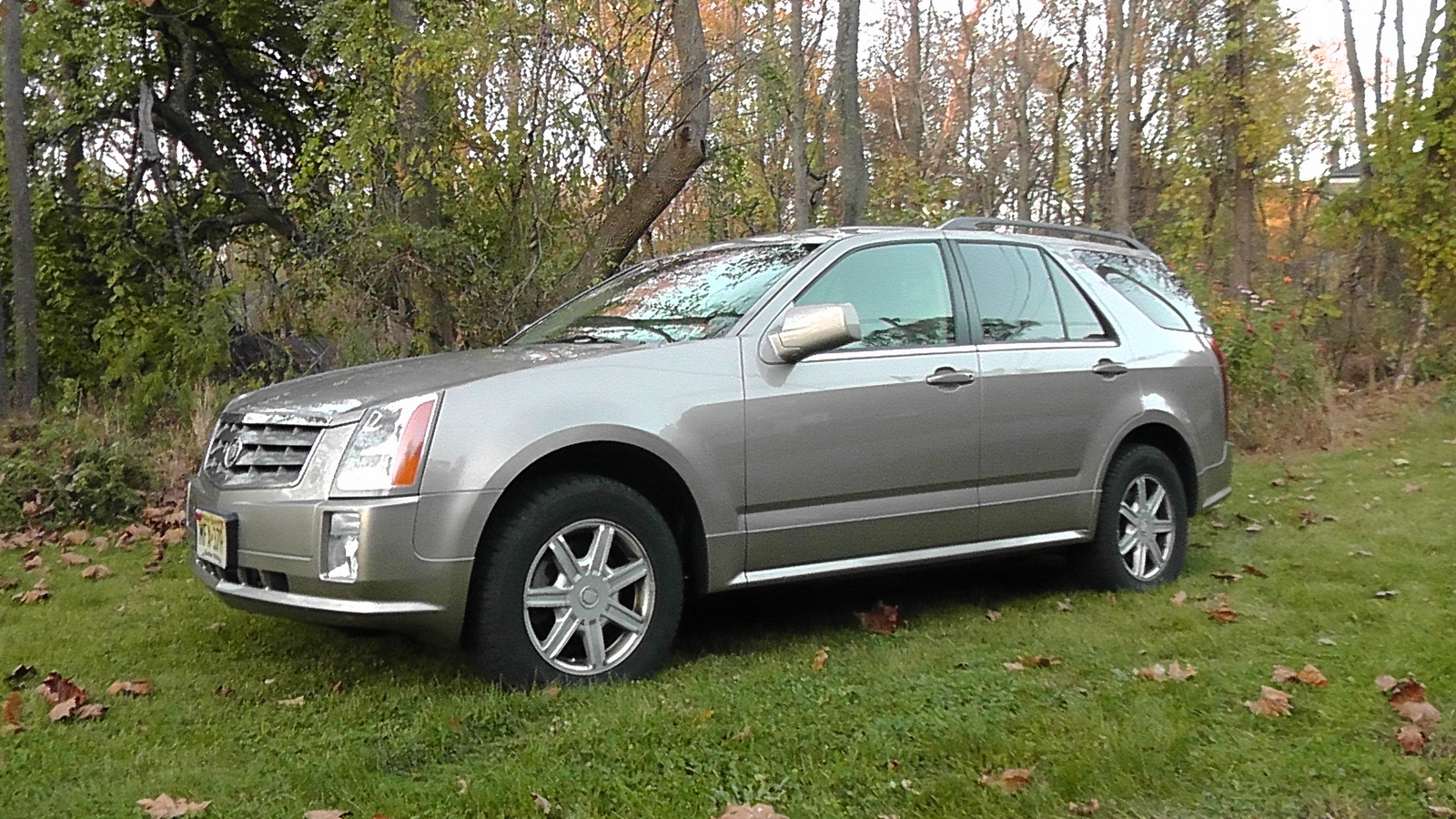 2004 Cadillac Srx Pictures Cargurus