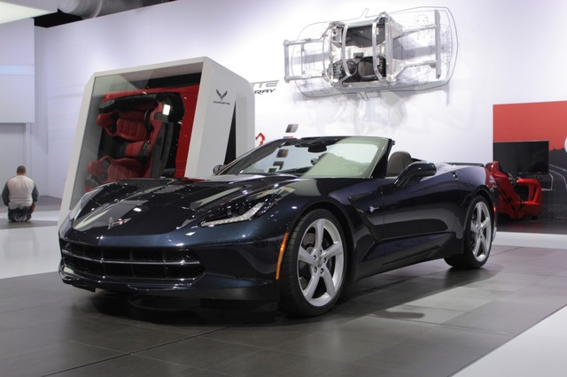 Picture of 2014 Chevrolet Corvette Stingray Z51 3LT Convertible RWD, exterior, gallery_worthy
