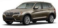 2014 BMW X3 Overview
