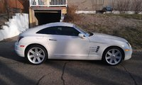 2005 Chrysler Crossfire Limited Coupe RWD, Side View Picture 1, exterior, gallery_worthy
