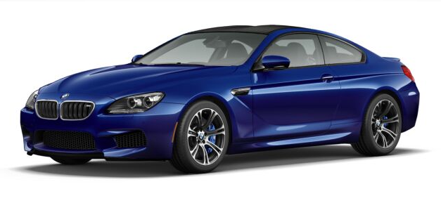 2014 BMW M6, Front-quarter view, exterior, manufacturer, gallery_worthy
