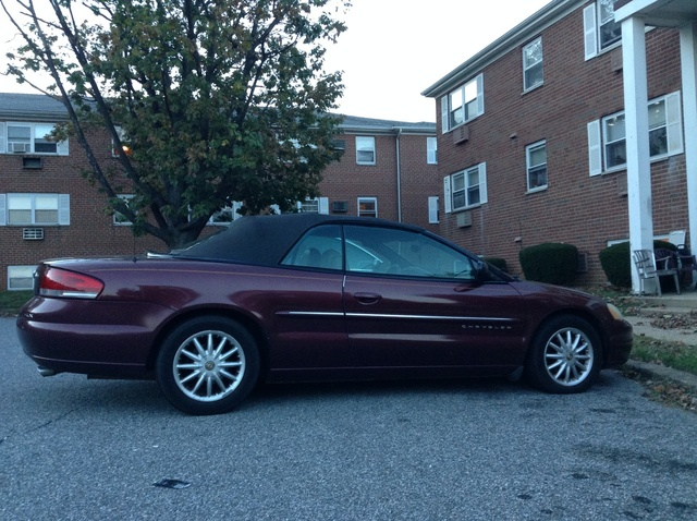 Picture of 2001 Chrysler Sebring LX Convertible, exterior