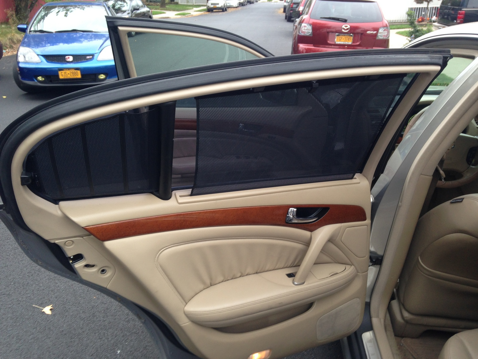 Picture of 2003 Infiniti Q45 4 Dr STD Sedan, interior