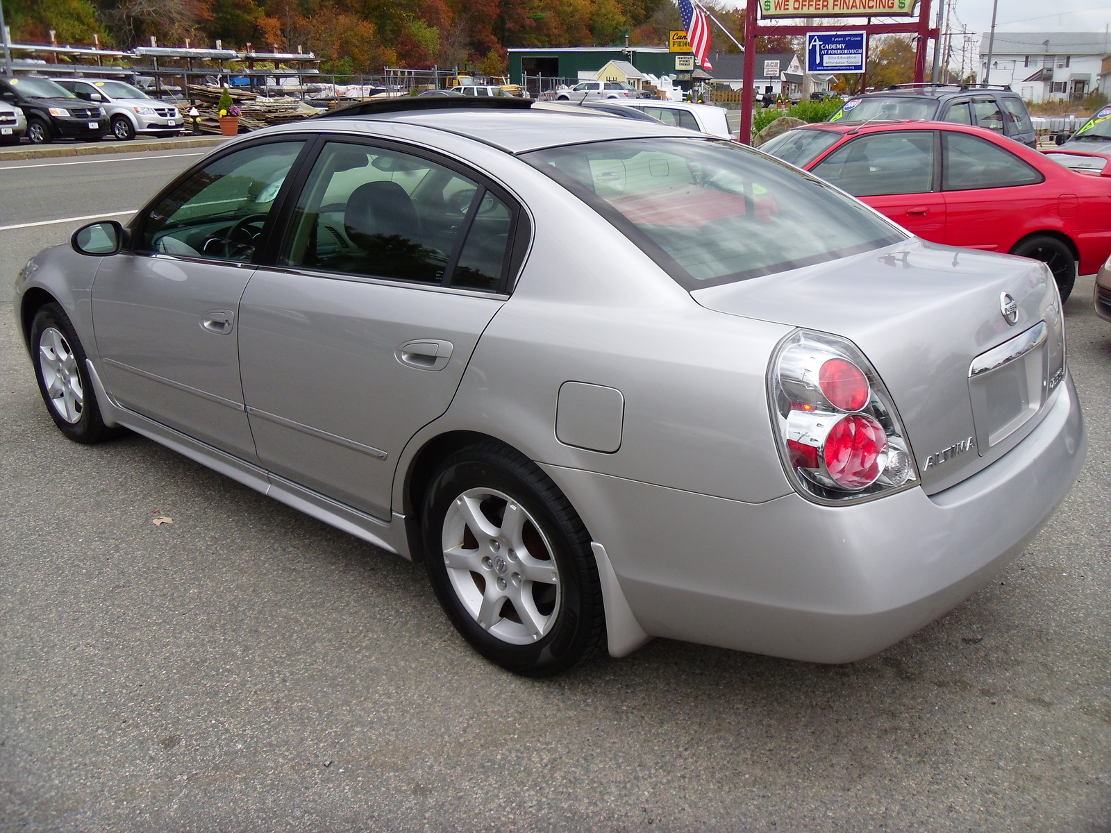 2005 nissan altima trim information cargurus. Black Bedroom Furniture Sets. Home Design Ideas