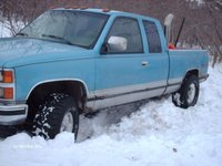 1993 Chevrolet C/K 2500 Ext. Cab 6.5-ft. Bed 4WD picture, exterior