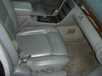 Picture of 2004 Cadillac Seville SLS, interior