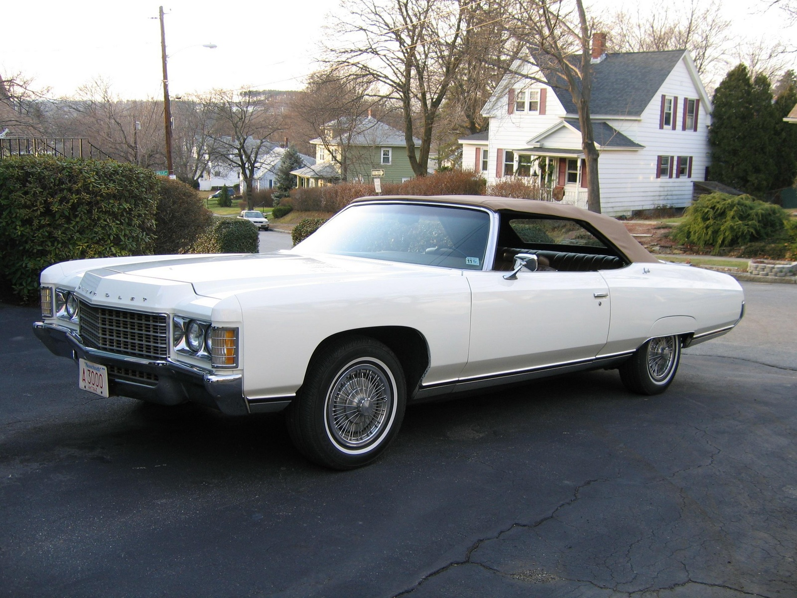 Chevy Impalas Com >> Chevrolet Impala Questions - 4,576 1971 Impala ...