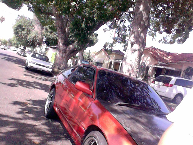 1991 Honda Civic CRX