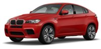 2014 BMW X6 M, Front-quarter view, exterior, manufacturer, gallery_worthy