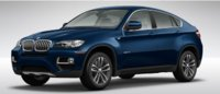 2014 BMW X6, Front-quarter view, exterior, manufacturer, gallery_worthy