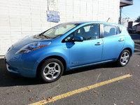 Picture of 2011 Nissan Leaf SV, exterior