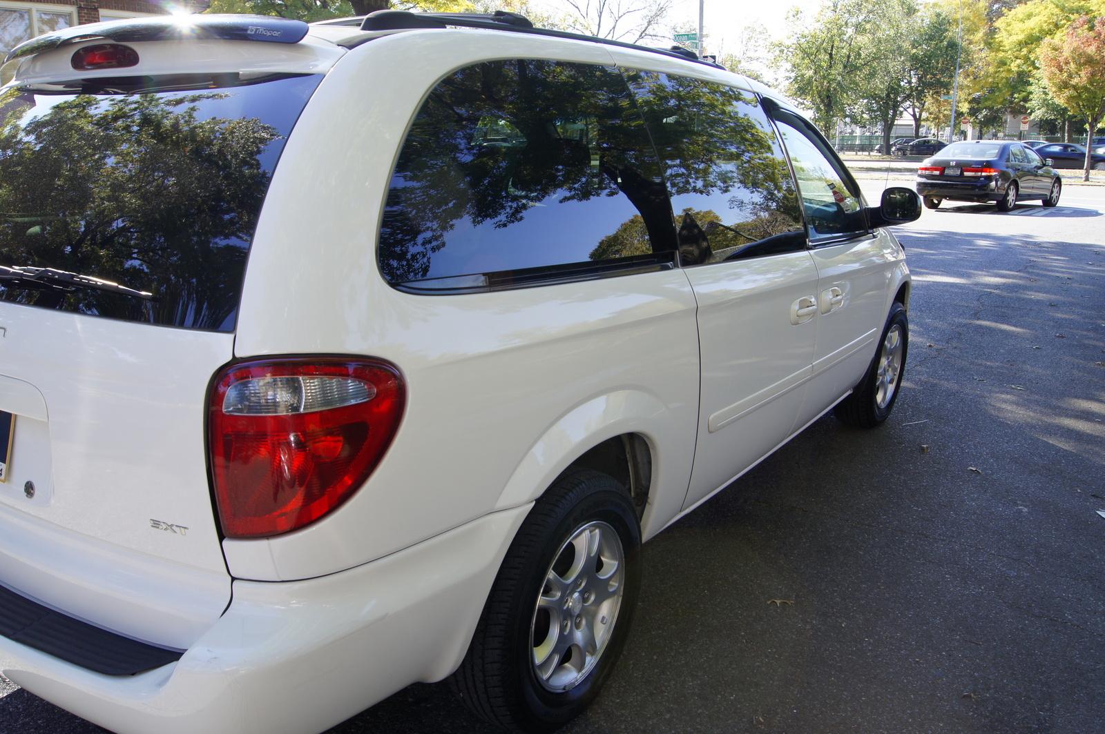 Dodge Grand Caravan Dr Sxt Passenger Van Extended Pic on 2008 Dodge Grand Caravan Sxt Reviews