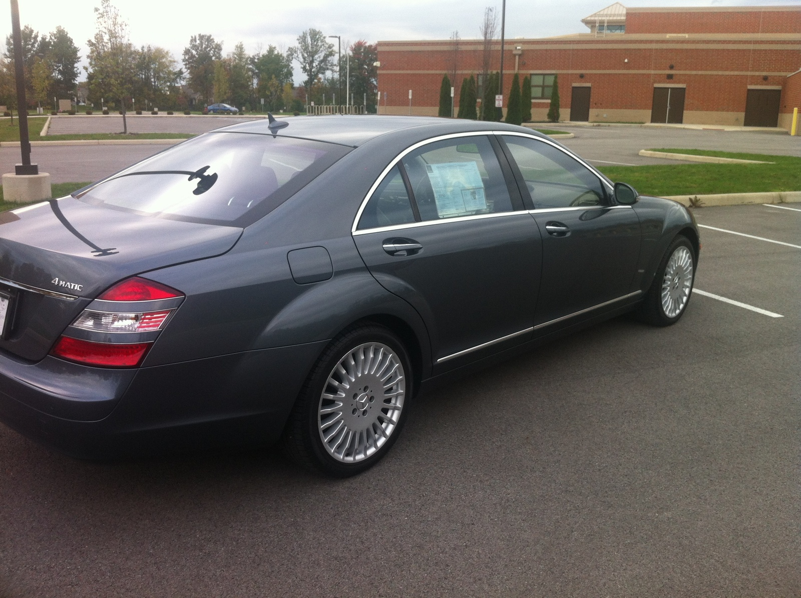 2007 mercedes benz s class pictures cargurus for 2009 mercedes benz s550 price