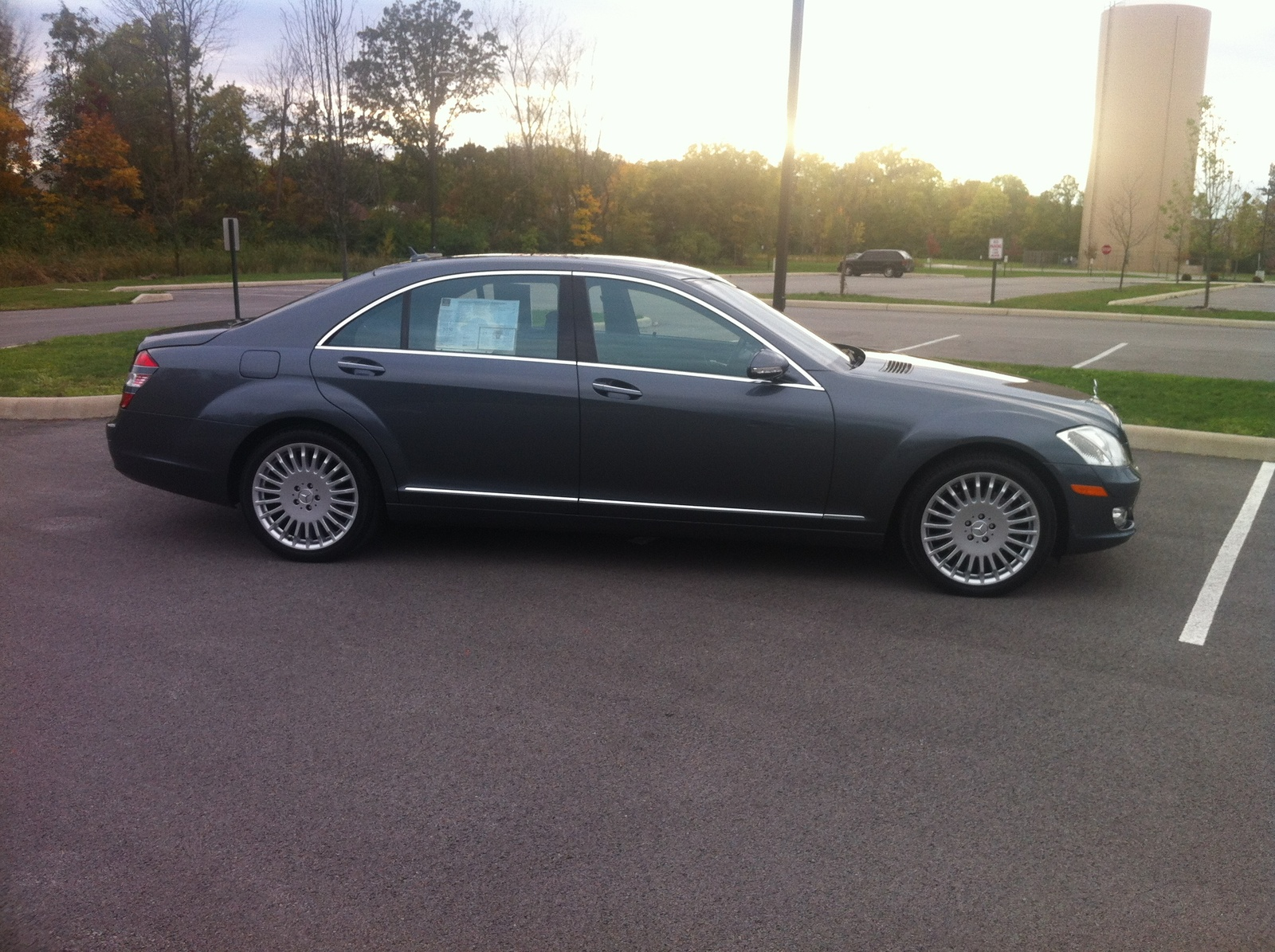 Picture of 2007 mercedes benz s class s550 4matic awd for 2007 mercedes benz s class 550