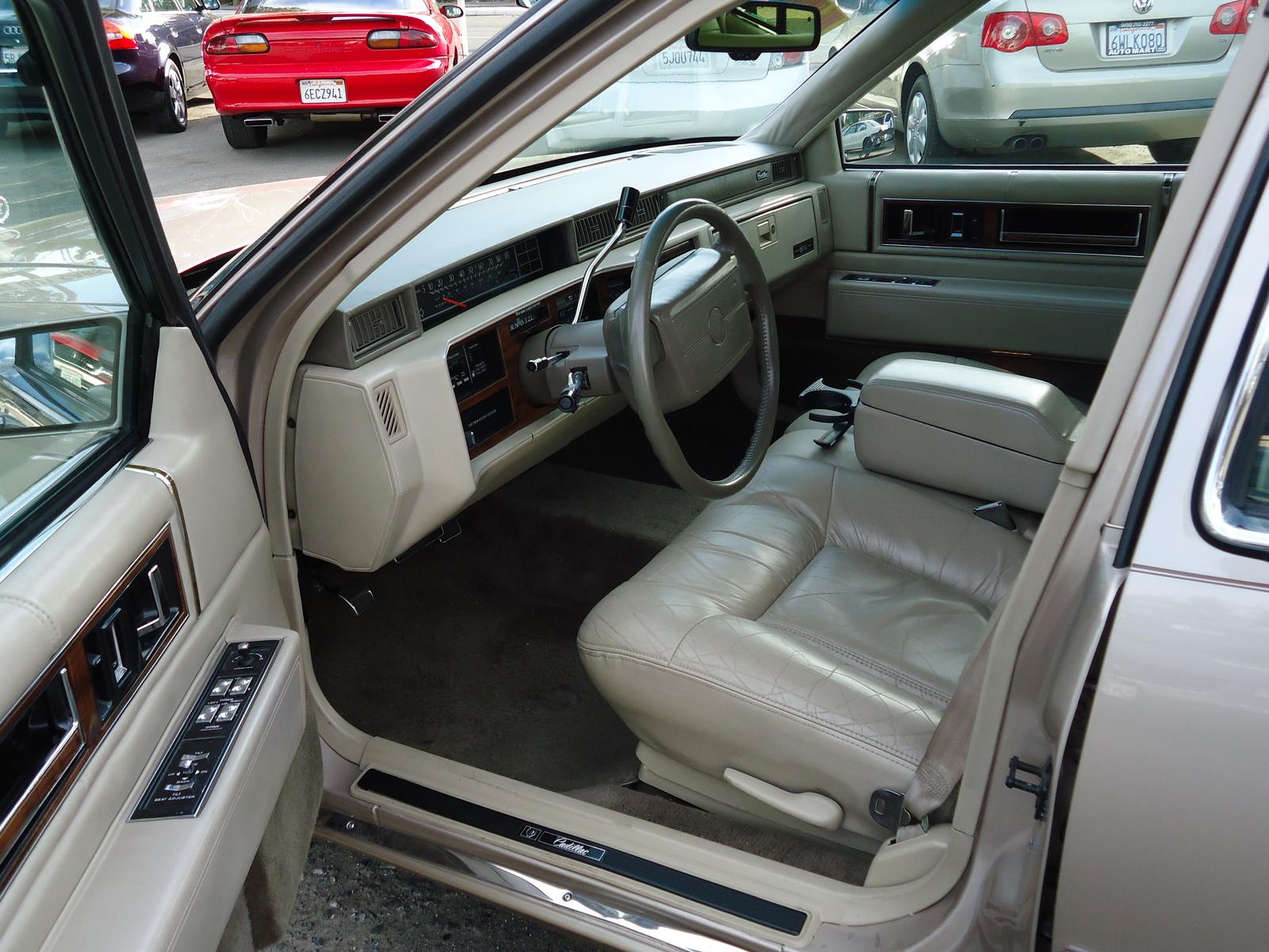 1993 Cadillac Deville Pictures Cargurus