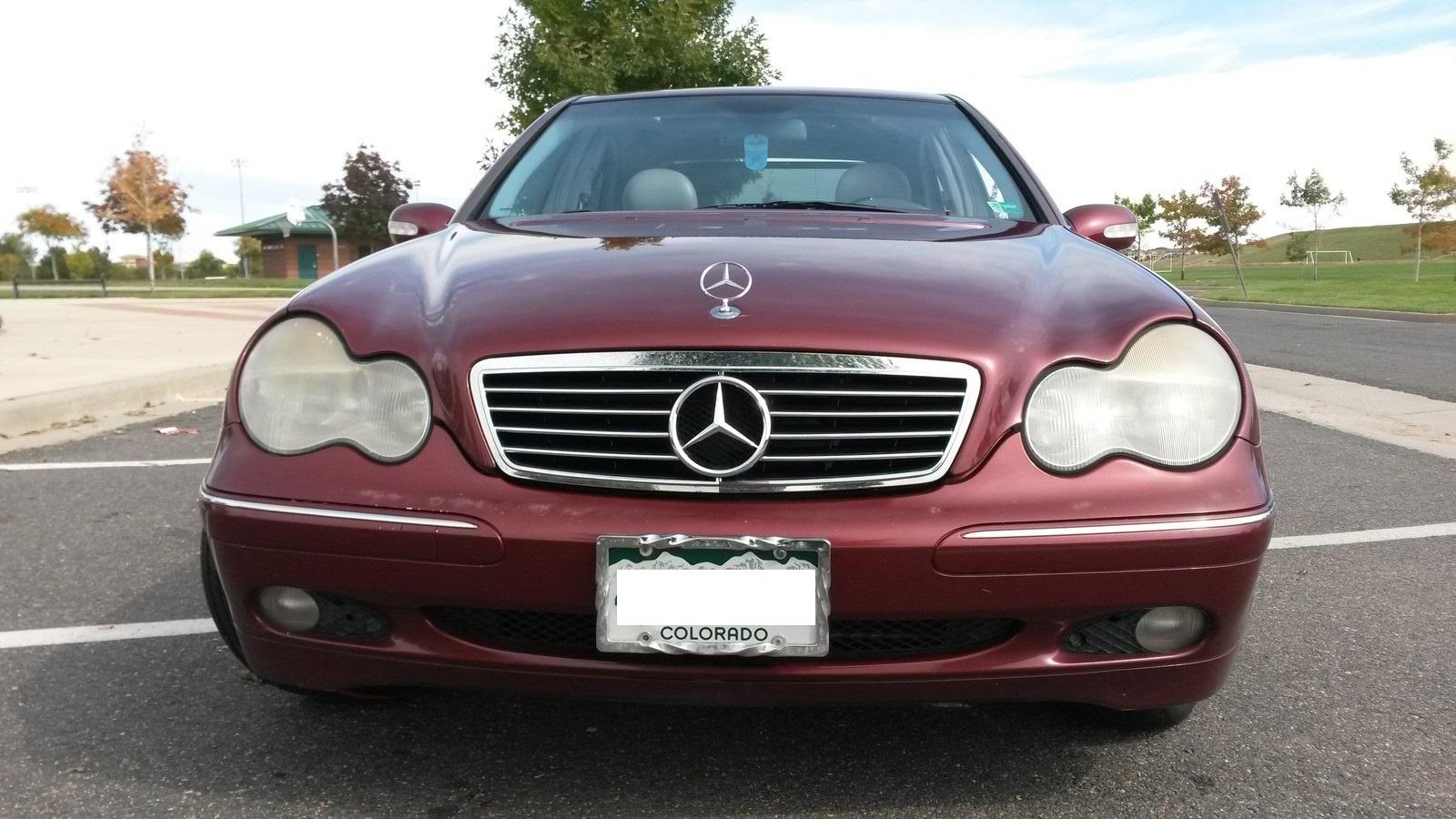 Mercedes benz questions esp 2001 mercedes benz c 240 for Esp mercedes benz